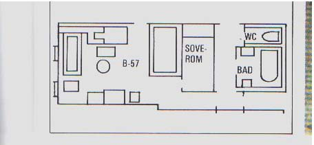 Cabin B-57 Plan