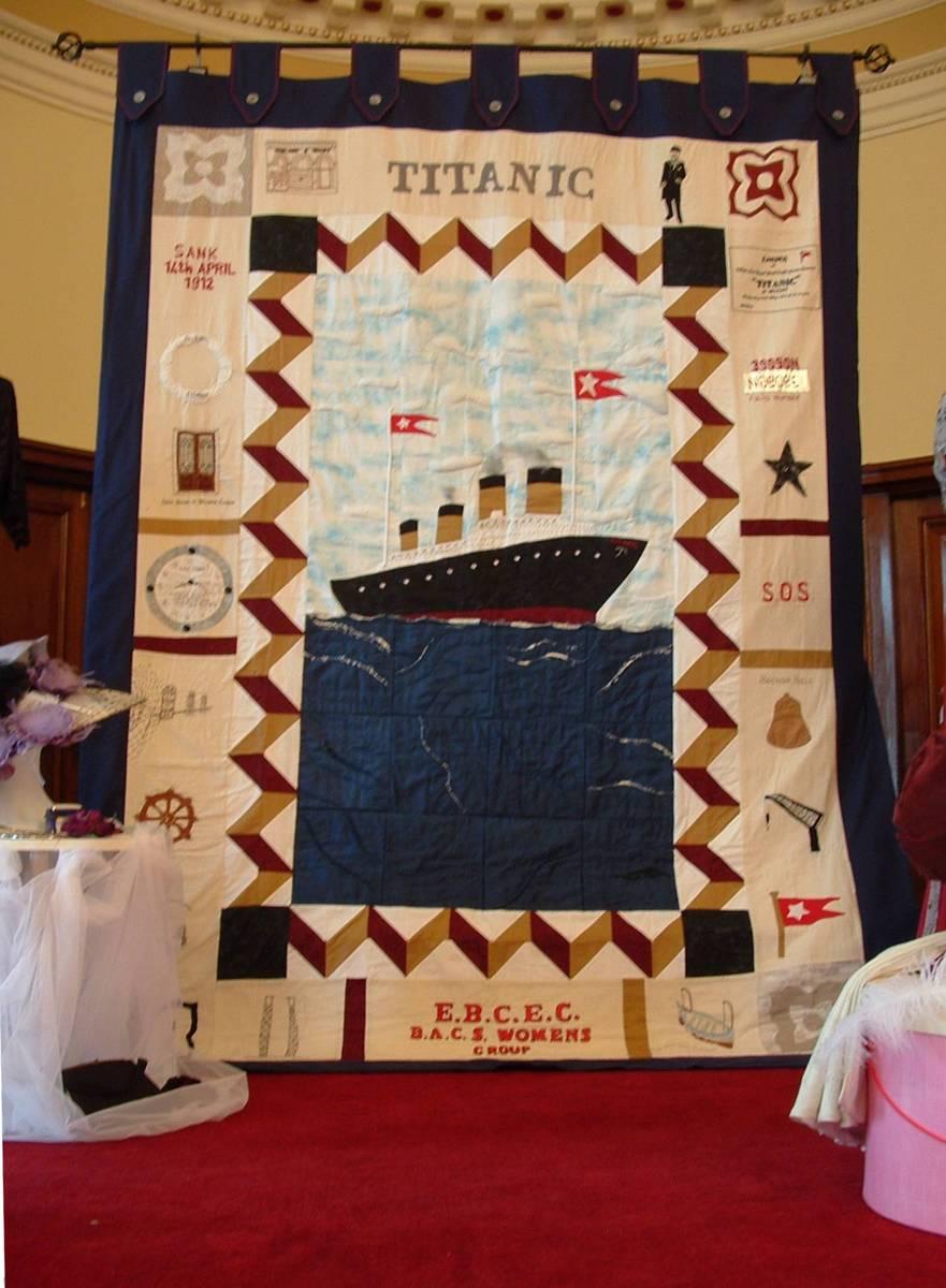 Titanic Quilt