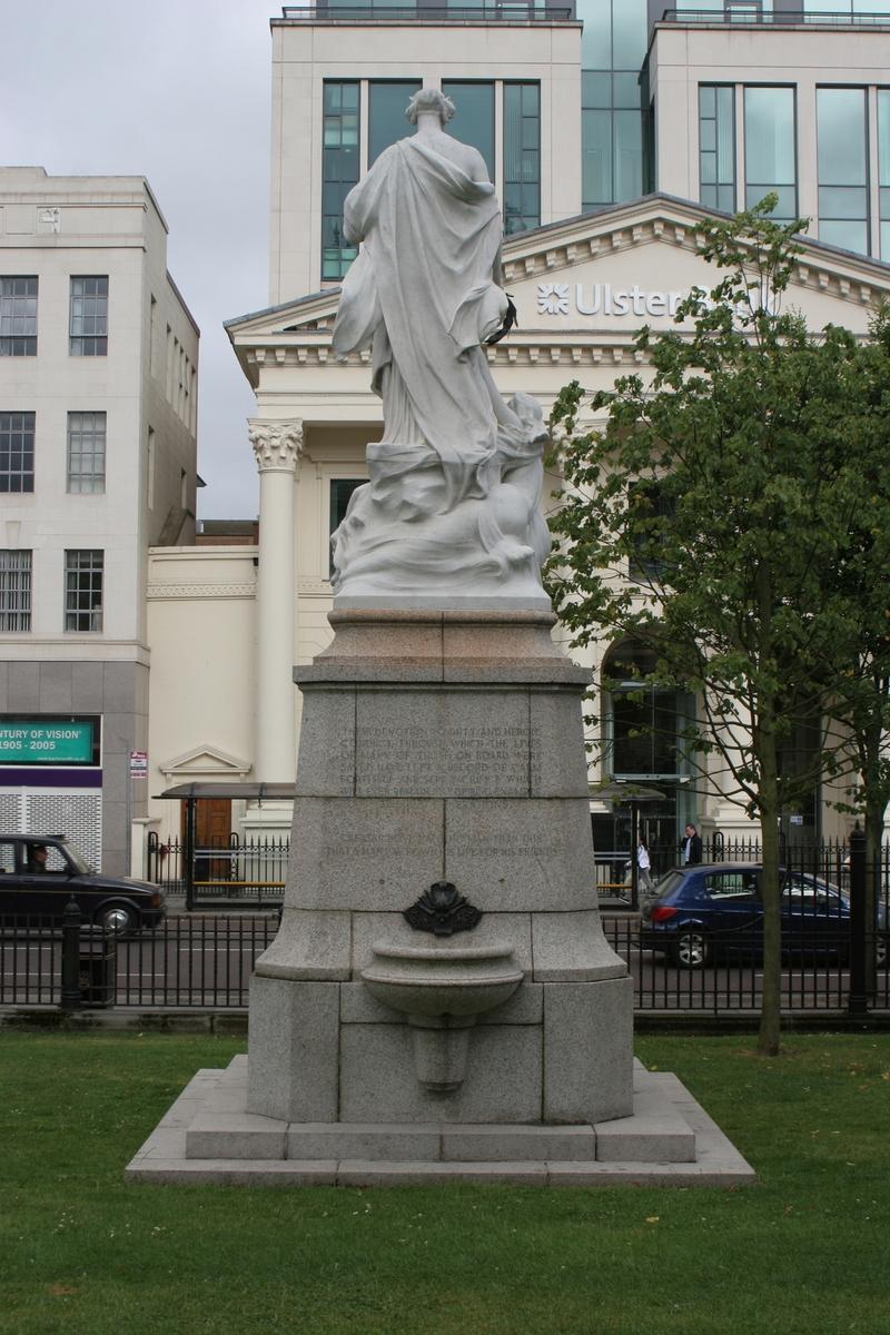 Sir James Horner Haslett