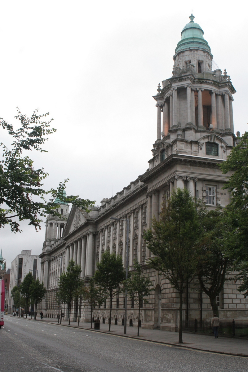 City Hall Donegall Square South