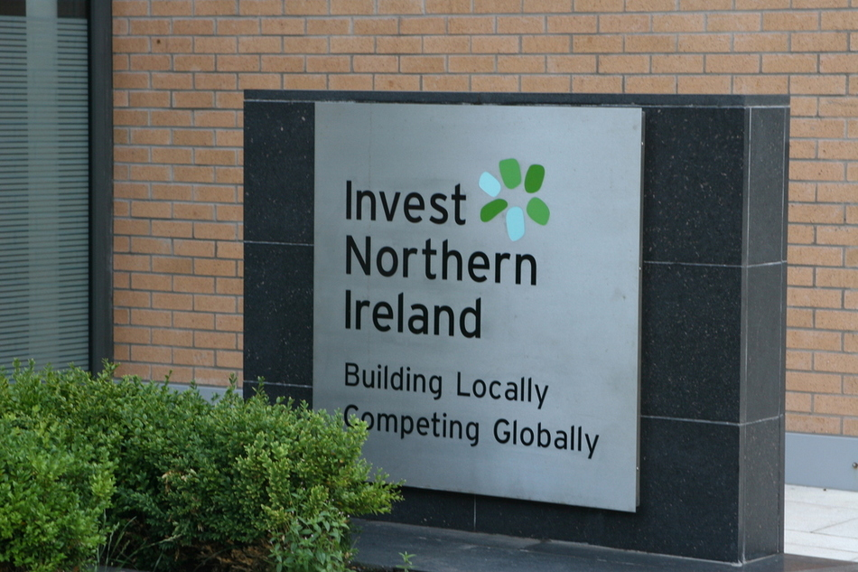 Invest Northern Ireland building