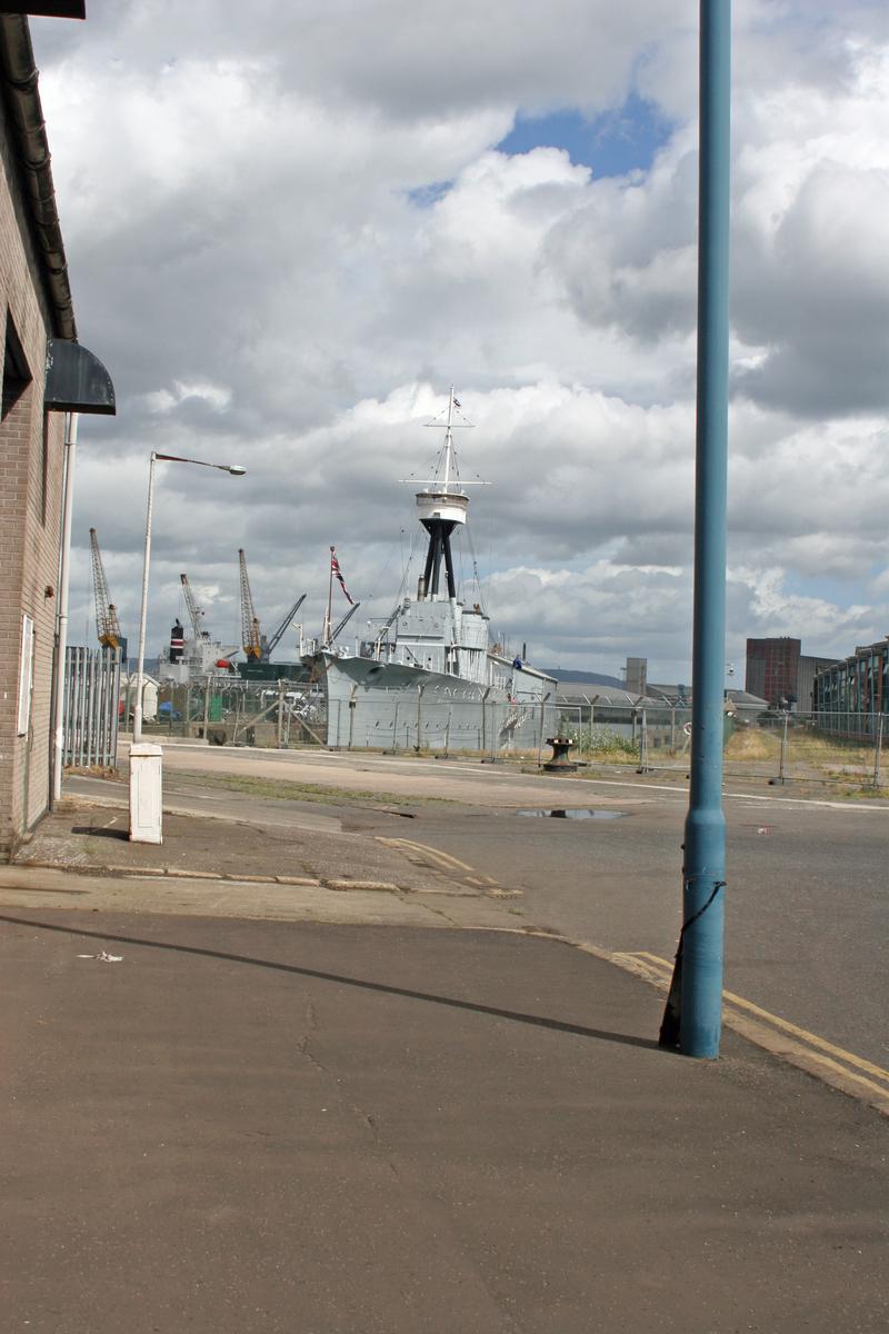 Titanic quarter 1