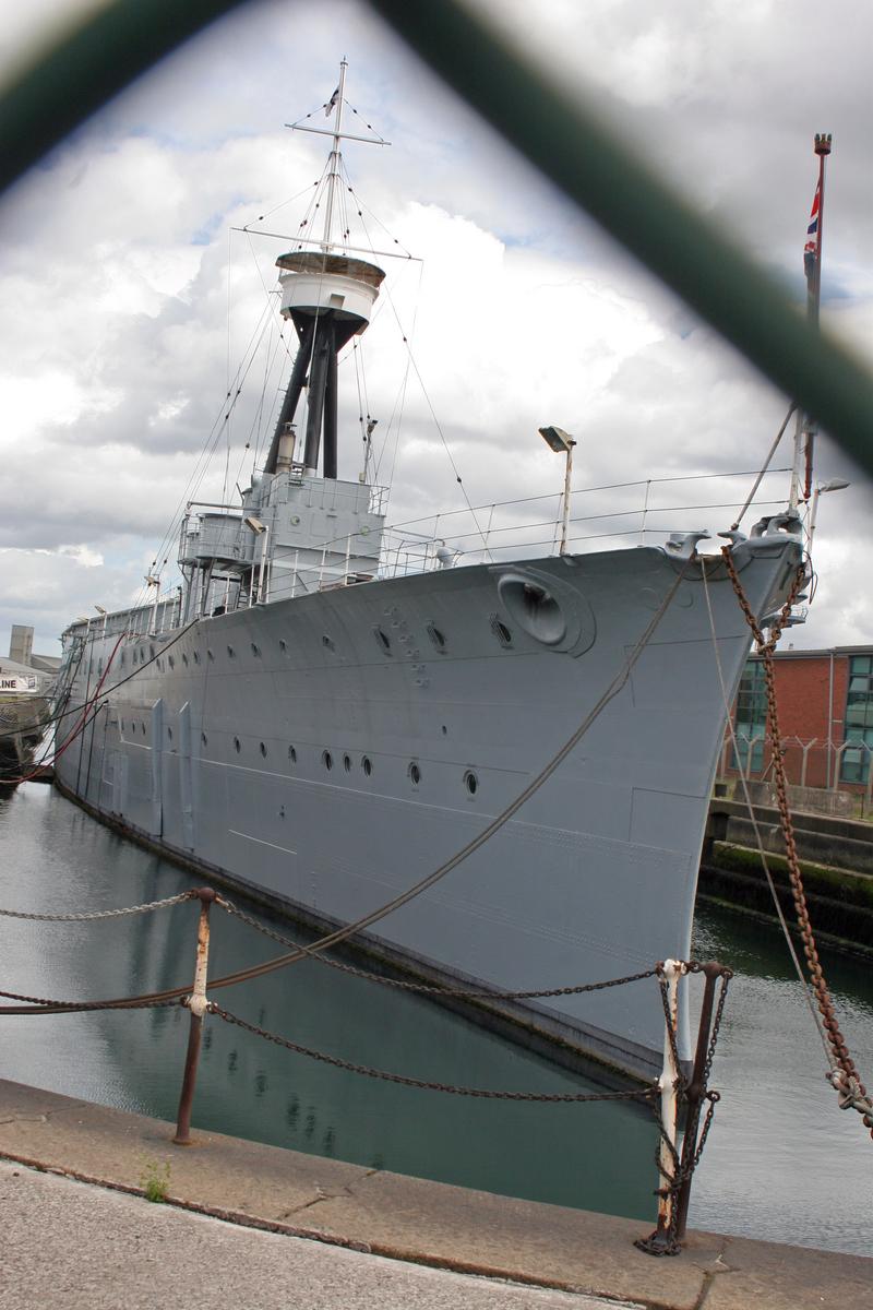 Titanic quarter 13