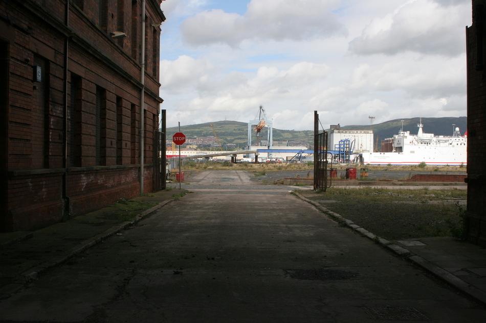 Titanic quarter 70