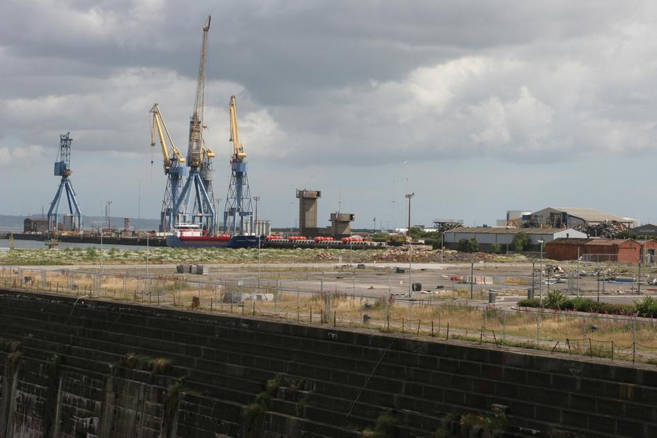 Titanic quarter 109