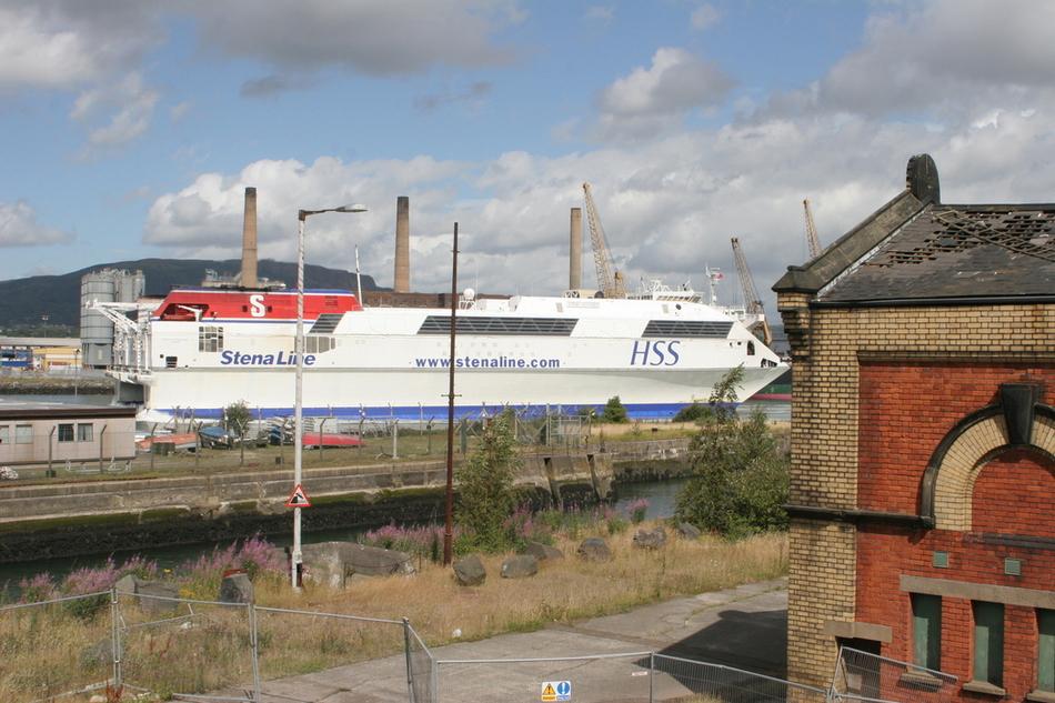 Titanic quarter 110