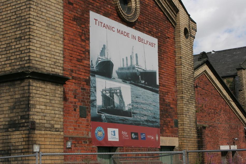 Titanic quarter 115