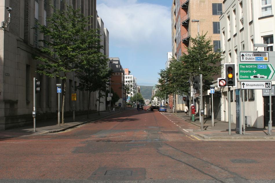 Belfast City 16