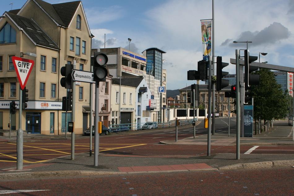 Belfast City 36