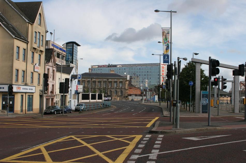 Belfast City 37