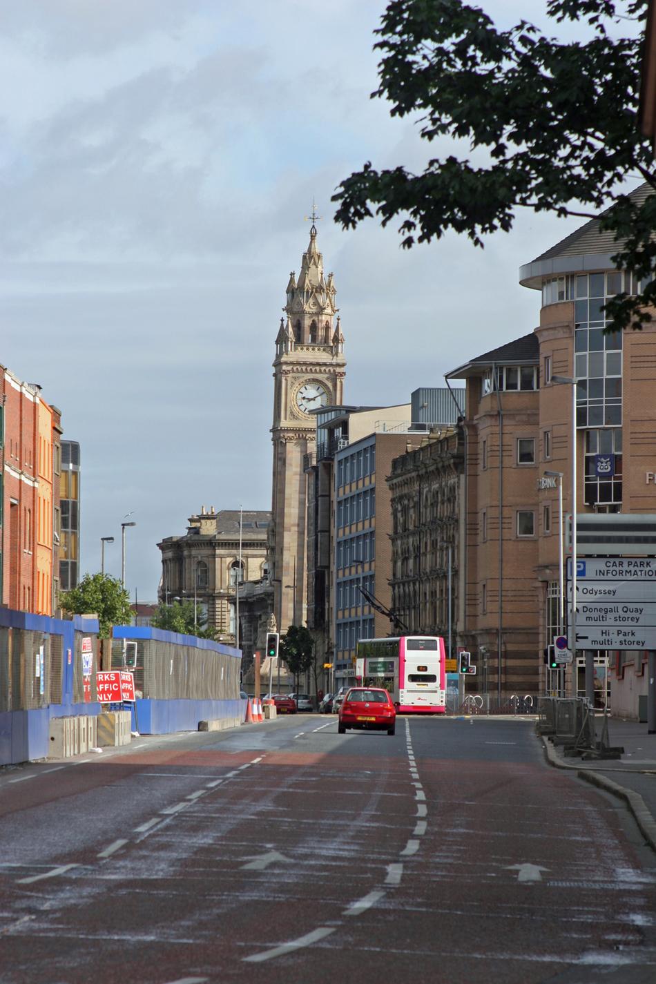 Belfast City 50