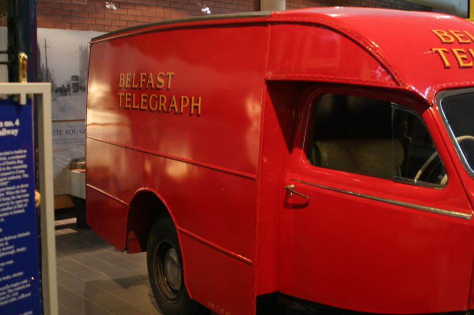 Ulster transport museum 7