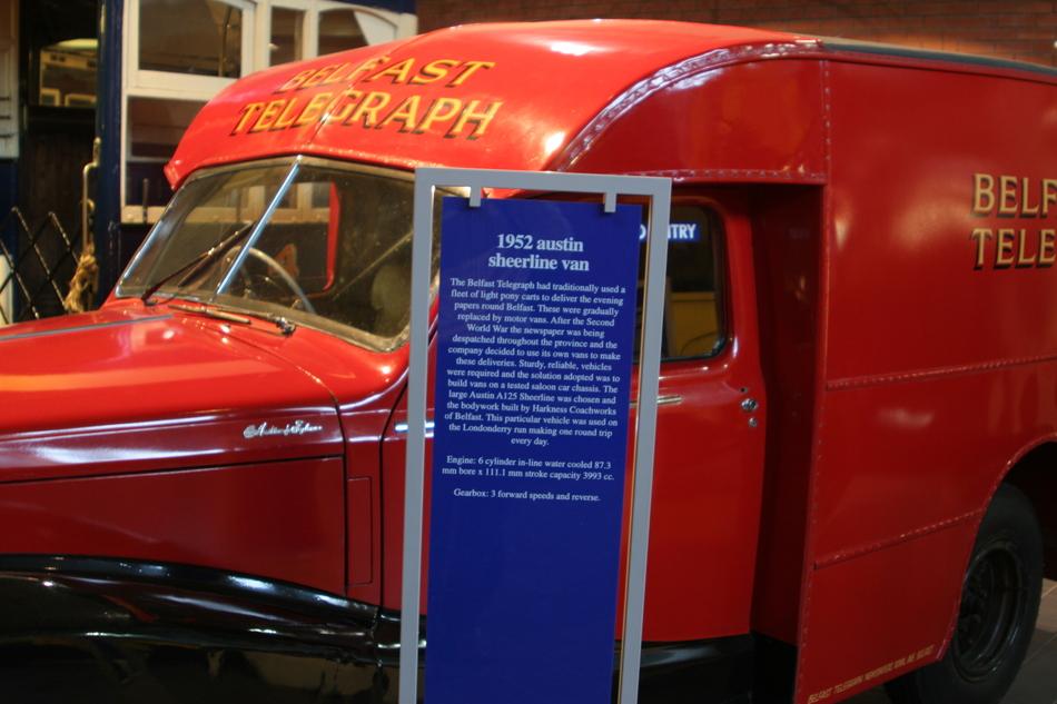 Ulster transport museum 12
