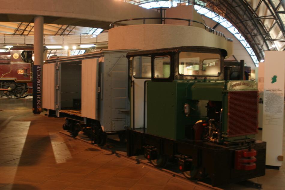 Ulster transport museum 27