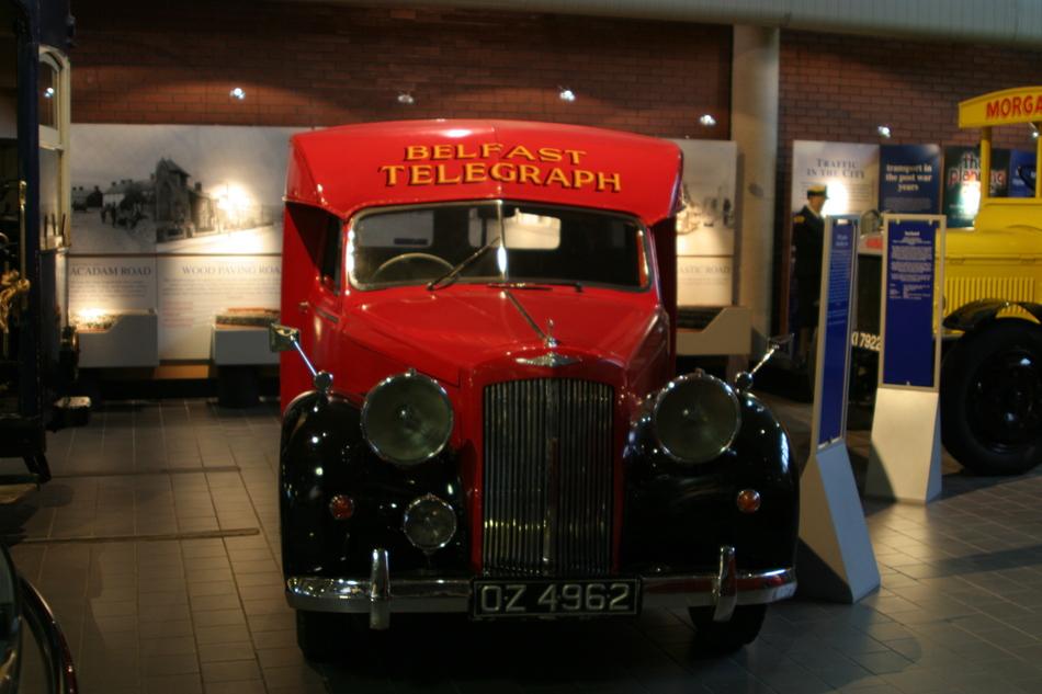 Ulster transport museum 34