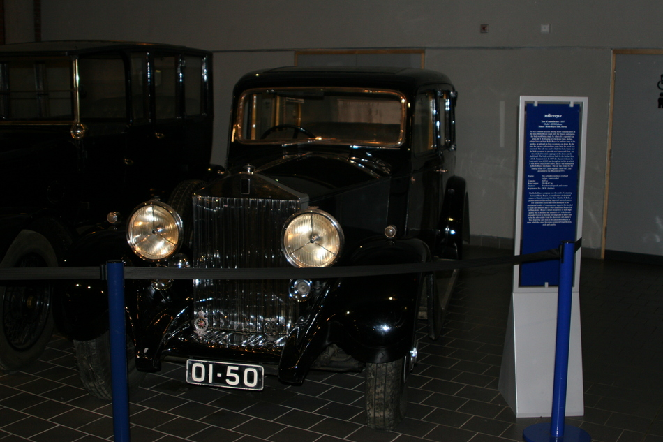 Ulster transport museum 45