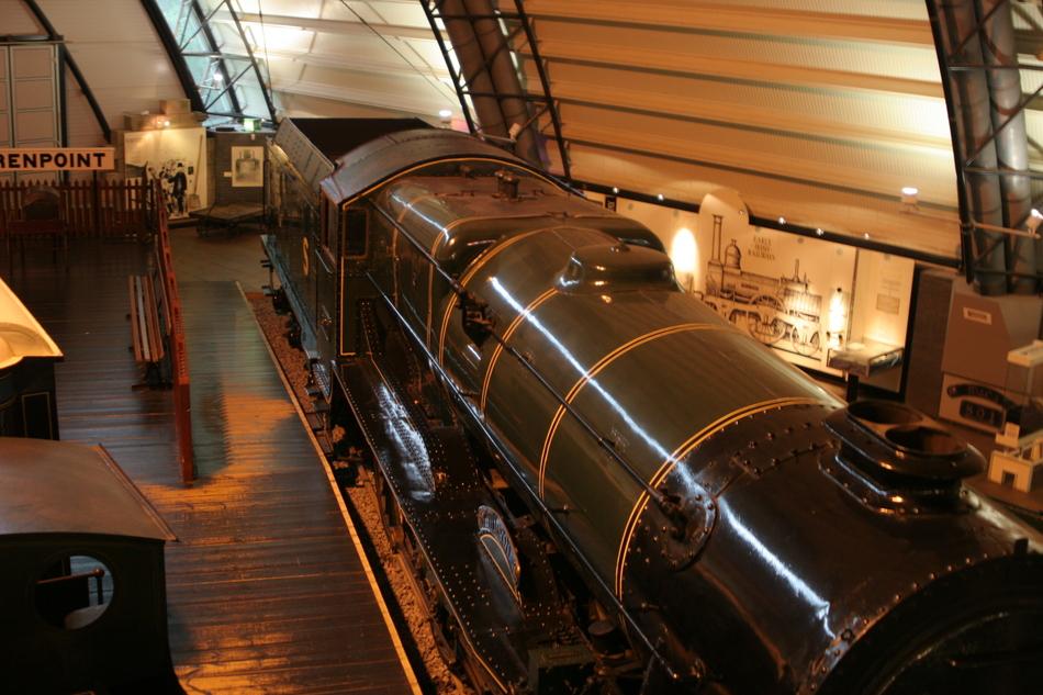 Ulster transport museum 48