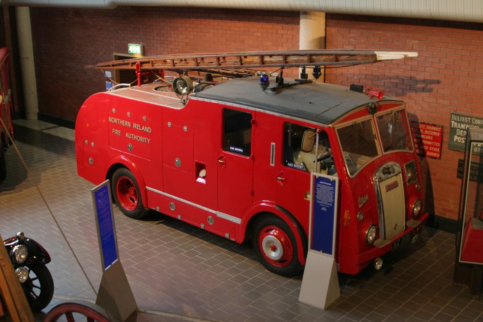 Ulster transport museum 58