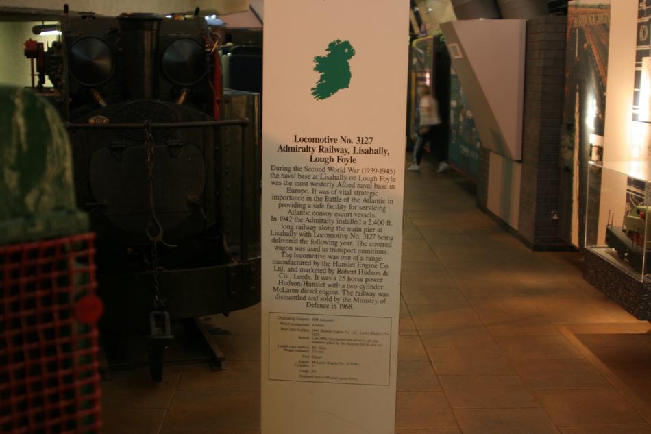 Ulster transport museum 62