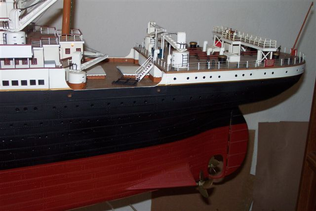 10 FT Model 1/87 scale 1