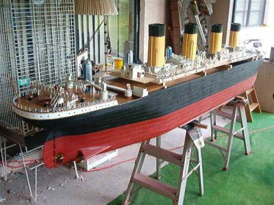 10 FT Model 1/87 scale 29