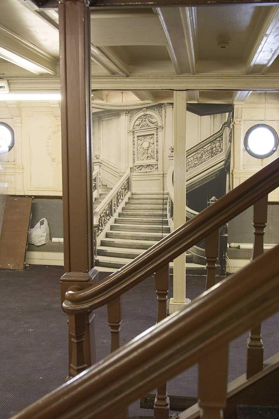 Nomadic/Titanic Staircase