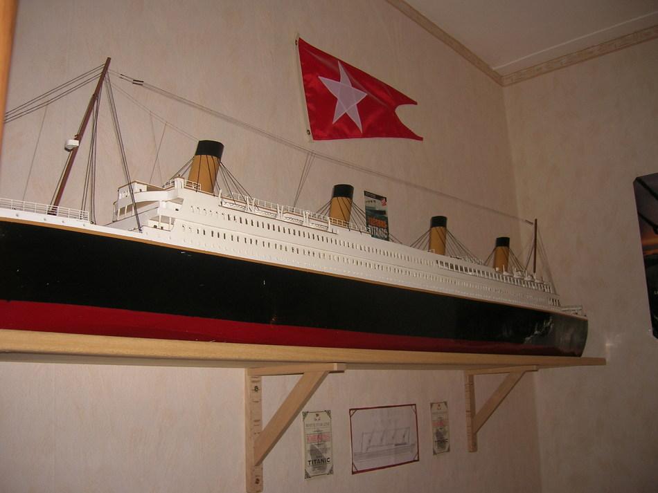 Titanic ultimate