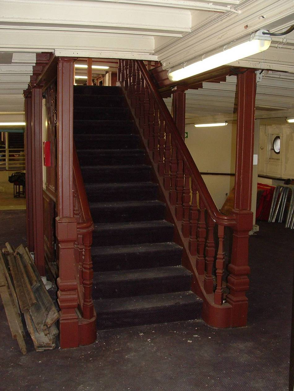 Nomadic Stairway