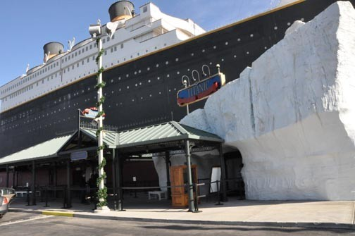 Titanic Full Steam Ahead in Branson, Missouri