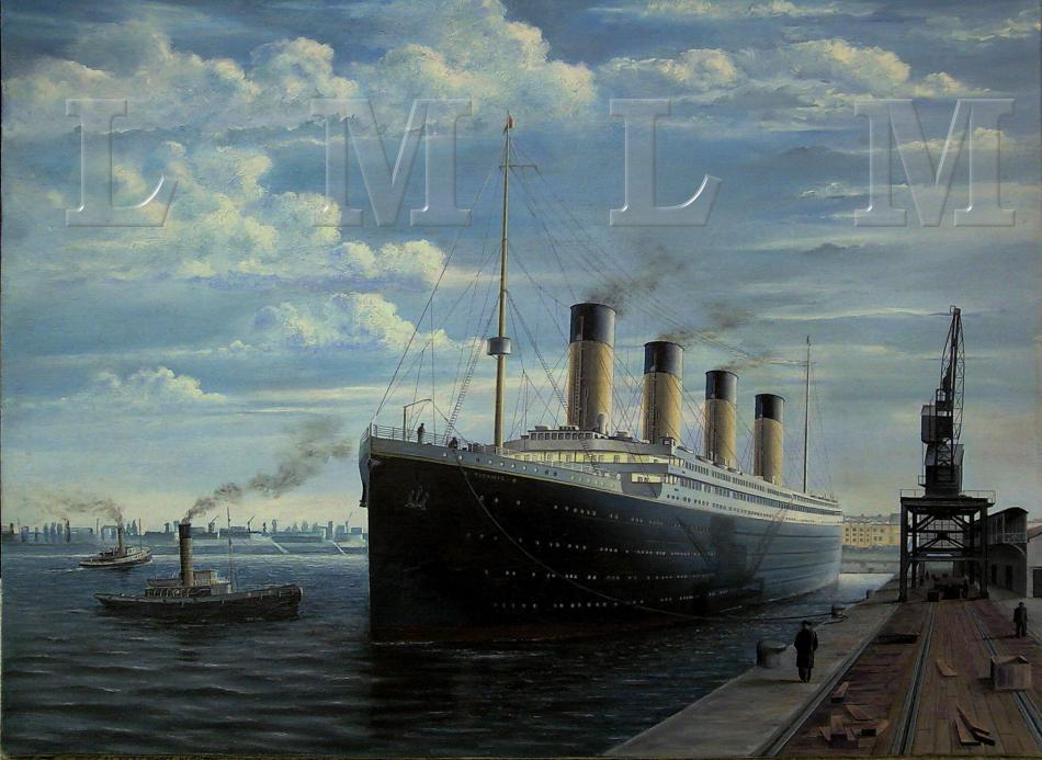 Titanic at bert no 44