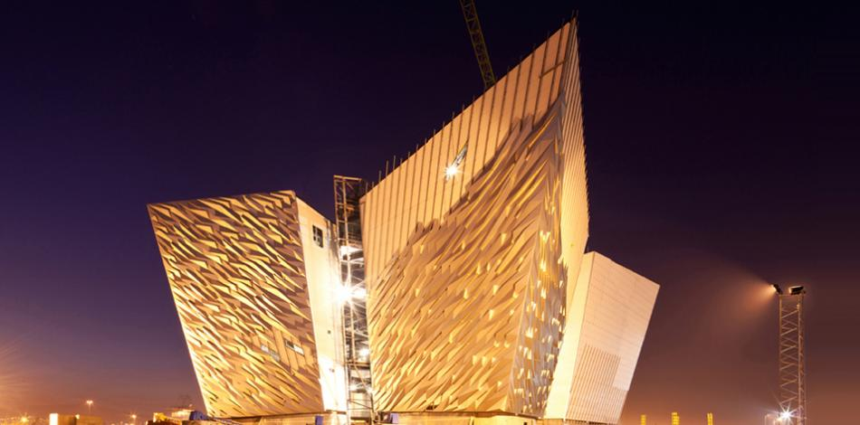Titanic Belfast Building Launch 31st March 2012