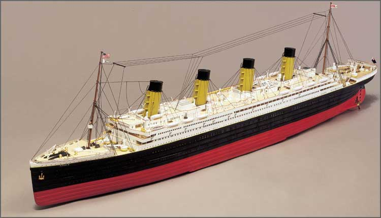 Miniature of Titanic