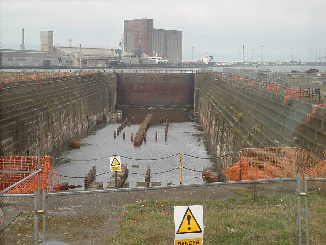 Thompson Dry Dock