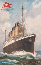 Titanic Original Postcard