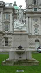 Titanic Memorial, Belfast City Hall